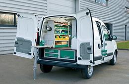 Am nagement de v hicule utilitaire for Amenagement interieur vehicule utilitaire